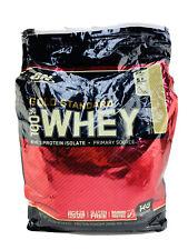 Optimal Nutrition Gold Standard 100% Whey Protein Isolate Powder Vanilla 10LBS