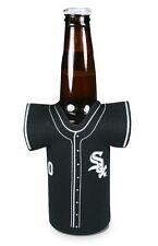 Chicago White Sox Jersey Bottle Coozie - Kaddy Holder Koozie Drink Cooler MLB