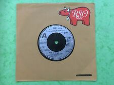 Jimmy Ruffin - Hold On To My Love, RSO 57 Ex+ A1/B1 Press