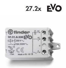 FINDER 27.21.8.230.0000 RELE' A IMPULSI 10A - 230V - 230VAC - 1 CONTATTI NO
