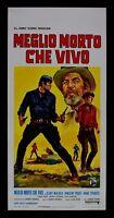 L72: Meglio Dead Che Vivo Clint Walker Vincent Price Francis Western