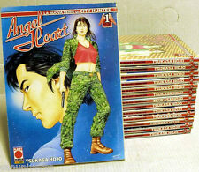 LOTTO FUMETTI MANGA-ANGEL HEART 1,2,3,4,5,6,7,8,9,10,11,12,13,15,31 city hunter