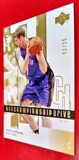2002-03 Upper Deck Championship Drive Parallel #149 Nate Huffman 03/25 Raptors
