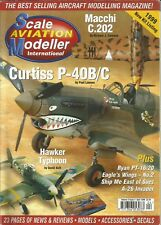 Scale Aviation Modeller International Magazine - April 1999