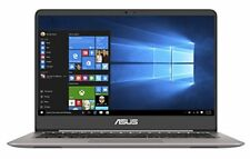 "Asus Zenbook Ux410ua-gv410t Ultrabook 14"" Full HD Gris (intel Core I7 8 Go D..."