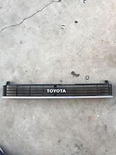 TOYOTA COROLLA AE86 zenki sr5 usdm oem GTS  FRONT GRILL 4age