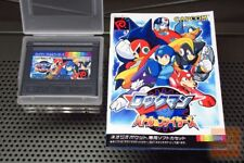 Mega Man (Rockman) Battle & Fighters JP (NeoGeo Pocket Color) CART + MANUAL! EX!