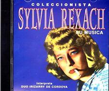 DUO IRIZARRY DE CORDOVA - SYLVIA REXACH Y SU MUSICA - CD