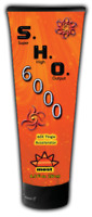 Most  products SHO 6000 Hot Tingle Tanning Lotion Accelerator 8.5 oz.