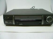LG AF2991 VCR / VHS Video Cassette Player Recorder NTSC Playback  GC (OS)