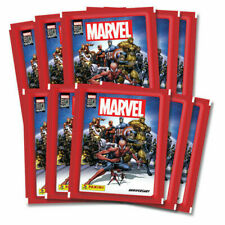 Marvel 80 Years Sticker Anniversary Collection X 10 Packets (panini)