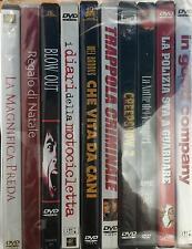 ST5 Stock 10 Film in DVD Originali Nuovi vari titoli come foto camper casa  PP