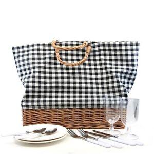 Salt & Pepper Picnic Tote Bag Set - RRP $99.95 -