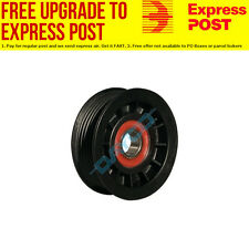 Idler pulley Ribbed (OEM Polymer) For Ford Territory Jul 2006 - Apr 2011, 4.0L,