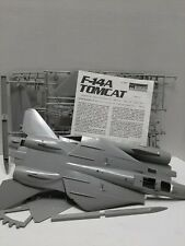 REVELL F-14 TOMCAT 1/48 Scale, no box. Instructions dated 1981