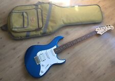 Superb Yamaha Pacifica Electric Guitar With Fender Case Full Size Right Handed