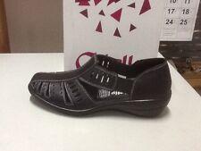 ladies slip on shoe Cabello 5325 black size 41/10