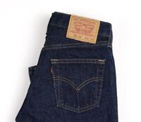Levi's Strauss & Co Herren 555 04 Gerades Bein Jeans Größe W29 L30 APZ851