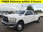 2019 Ram 3500 Big Horn 6.7L Turbo Diesel I6 Crew Cab 4x4 Cln Car 2019 Ram 3500, Bright White Clearcoat with 137,637 Miles available now!