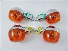 Yamaha Chappy LB50 LB80 LB RD50 RD60 RD125 J1 Turn Signal Winker Indicator Set 4