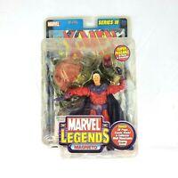 Marvel Legends Magneto Series 3 2002 Toy Biz Action Figure