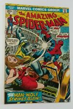 Amazing Spider-man #125, Fn/Vf 7.0, 2nd Appearance of Man-Wolf