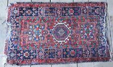 """32"""" x 53"""" Vintage Handmade Rug"""