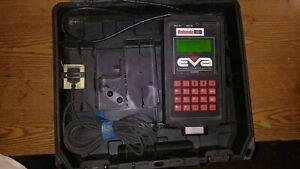 EVA electronic vibration analyzer