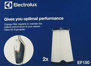 EF150 Filter Kit for  Ergorapido  ZB3301, ZB3302AK, ZB3311, ZB3320P, ZB3327G