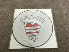 """The Alarm-love don't come easy.10"""" picture disc"""