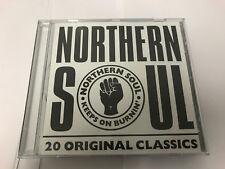 Various Artists : Northern Soul: 20 Original Classics CD (2010) UNPLAYED MINT/EX