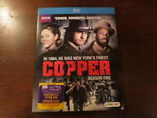 Copper: Season One Blu-ray 2-Disc Set  BBC
