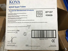 500x Kova Super Tubes 87137 Urinalysis Collection Centrifuge Tube Medical