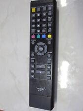 ONKYO RC-730DV DVD BLU-RAY REMOTE CONTROL ORIGINAL DVBD507, BDSP807, DVBD606