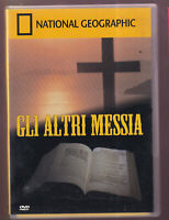 EBOND GLI ALTRI MESSIA NATIONAL GEOGRAPHIC  DVD D560628