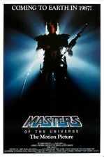 Masters Of Universe Poster 01 Letrero De Metal A4 12x8 Aluminio