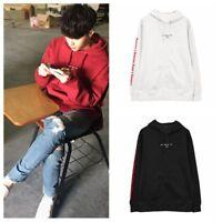 KPOP EXO Lay Cap Hoodie WANNA ONE ONG SEONG WOO Pullover Sweatershirt Sweater