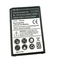 NEW LG G3 Replacement Battery 3500mAh BL-53YH D850/D851/D852/D855