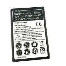 NEW LG G3 Replacement Battery 3500mAh BL-53YH D850/D851/D852/D855