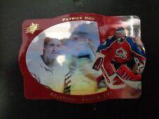 Patrick Roy 1996-97 Upper Deck SPX #10 Hockey Card Colorado Avalanche NM/M