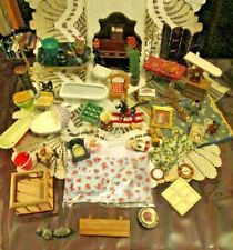 More details for mixed vintage12th scale - furniture  & accessories joblot