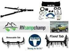 Blue Ox RV Complete Alpha Tow Package GMC Canyon & Chevy Colorado 2004-12