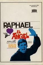 Programa de CINE. Título película: El Ángel.