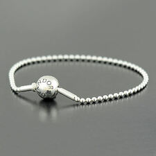 Authentic Pandora Silver Essence Collection Beaded Bracelet 596002