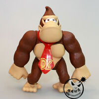 DONKEY KONG 12cm SUPER MARIO BROS PVC FIGURE TOY Action Figure Doll Kids Gift