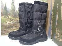 Lackner Stiefel Sympa Tex Boots Winter Damen Schuhe schwarz 36-42 7756 Neu18