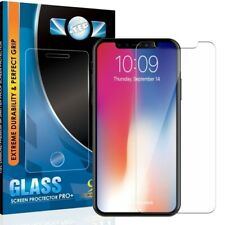 Centopi iPhone XS/X Screen Protector Tempered Glass - Crystal Clear