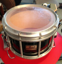 "Pearl marching snare drum 13 x 9 ""shorty"" eVGC"