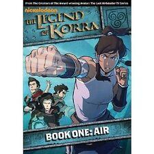 Legend of Korra Book One Air 0097368914940 With Janet Varney DVD Region 1