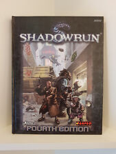 Shadowrun, Fourth Edition Core Rulebook, Hardcover, RPG, Fanpro WKGames